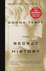 [해외]The Secret History (Paperback)