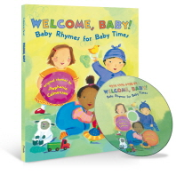 Welcome Baby! Baby Rhymes for Baby Times(CD1장포함)(노부영)