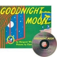 [해외]Goodnight Moon [With CD (Audio)] (Paperback)