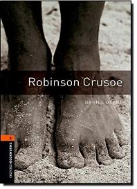 ROBINSON CRUSOE(New Oxford Bookworms Library 2)