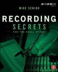 [해외]Recording Secrets for the Small Studio