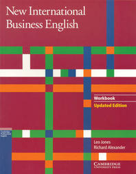 NEW INTERNATIONAL BUSINESS ENGLISH W/B