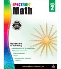Spectrum Math Grade. 2