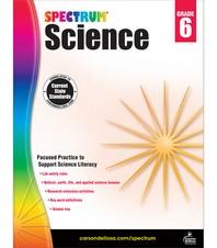 Spectrum Science Grade. 6