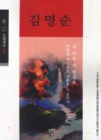 김명순(큰글 시문학선 4)
