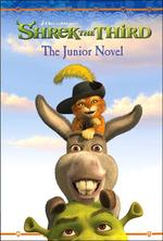 Shrek the Third Junior Novel