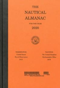 [해외]Nautical Almanac 2020