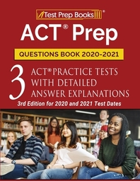 [해외]ACT Prep Questions Book 2020-2021