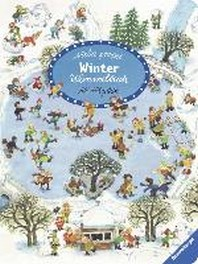 Mein grosses Winter-Wimmelbuch