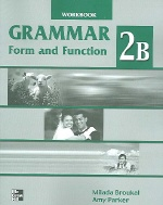 Grammar Form and Function 2B Workbook
