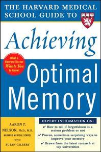 [해외]The Harvard Medical School Guide to Achieving Optimal Memory