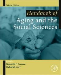 [해외]Handbook of Aging and the Social Sciences