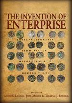 [해외]The Invention of Enterprise (Hardcover)