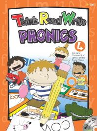 Think Read Write Phonics. 4(CD1장포함)