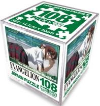 에반게리온(파) 직소퍼즐 108pcs 미니: 마키나미 마리 일러스트리어스