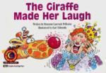 Giraffe Made Her Laugh