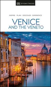 [해외]DK Eyewitness Venice & the Veneto (Paperback)