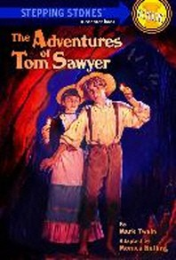 Stepping Stones (Classics):The Adventures Of Tom Sawyer