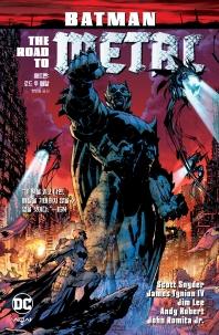 배트맨: 로드 투 메탈(DC 그래픽 노블)