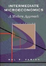 Intermediate Microeconomics, 5/E