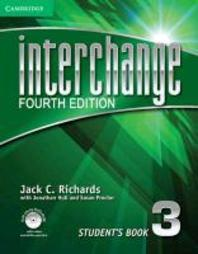 Interchange. 3 Students Book