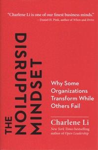[해외]The Disruption Mindset (Hardcover)