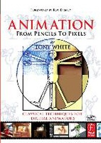 [해외]Animation from Pencils to Pixels (Paperback)
