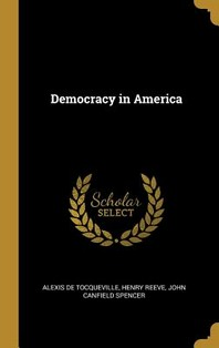 [해외]Democracy in America (Hardcover)
