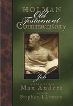 [해외]Holman Old Testament Commentary Volume 10 - Job (Hardcover)