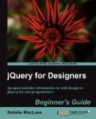 [해외]Jquery for Designers (Paperback)