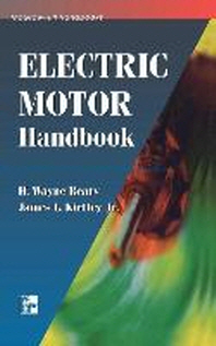 [해외]Electric Motor Handbook