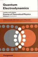 Quantum Electrodynamics, Vol. 4