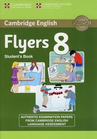 Cambridge Young Learners English Tests 8 Flyers Student's Book