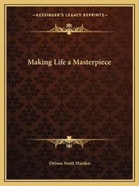 [해외]Making Life a Masterpiece