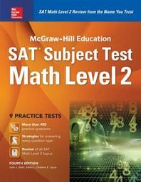 McGraw-Hill Education SAT Subject Test Math Level 2