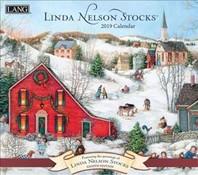 [해외]Linda Nelson Stocks 2019 14x12.5 Wall Calendar