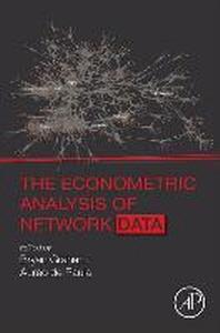 [해외]The Econometric Analysis of Network Data