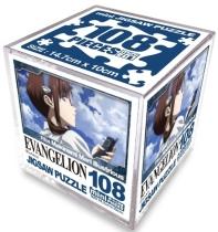 에반게리온(파) 직소퍼즐 108pcs 미니: 마키나미 마리 일러스트리어스-시크