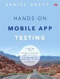 [해외]Hands-On Mobile App Testing (Paperback)