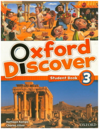 Oxford Discover. 3(Student Book)