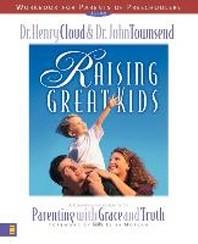 Raising Great Kids Workbook for Parents of Preschoolers