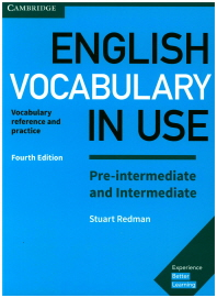 [해외]English Vocabulary in Use Pre-Intermediate and Intermediate Book with Answers