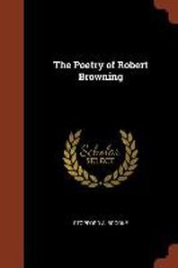 [해외]The Poetry of Robert Browning (Paperback)