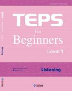 TEPS FOR BEGINNERS LEVEL. 1: LISTENING(CD1������)