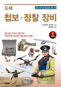 도해 첩보, 정찰 장비