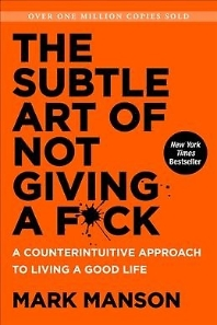 [해외]The Subtle Art of Not Giving A F*ck (Hardcover)