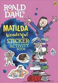 [해외]Roald Dahl's Matilda Wonderful Sticker Activity Book
