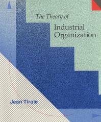 [해외]Theory of Industrial Organization