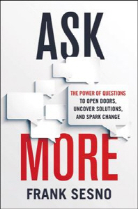 [해외]Ask More (Hardcover)