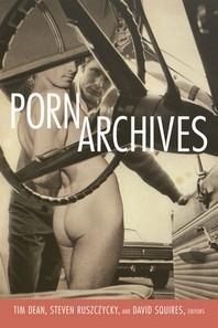 [해외]Porn Archives (Hardcover)